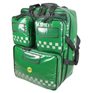 Green Parabag Backpack from SP Services