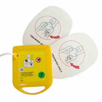 Review of 'Saver One AED Training Unit'