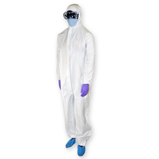 Disposable Protective Coverall - EN14126